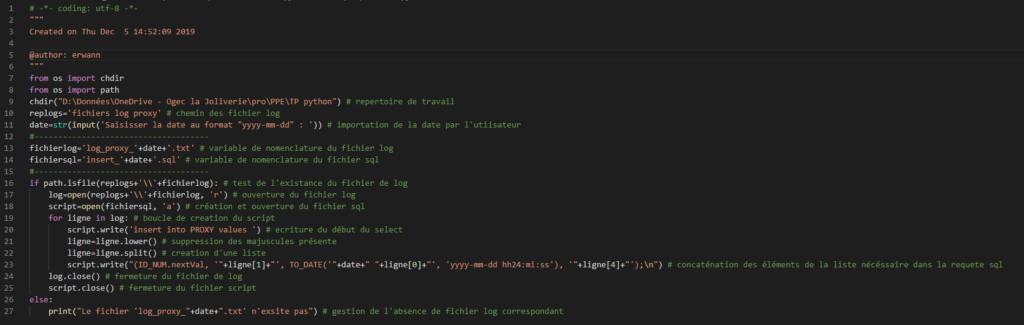 Image Script Python